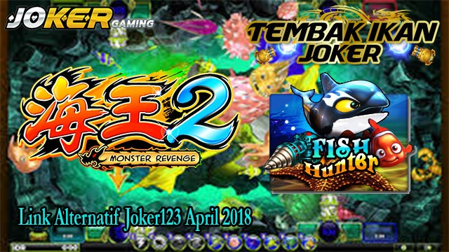 Link Alternatif Joker123 April 2018 terpercaya