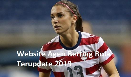 Website Agen Betting Bola Terupdate 2019